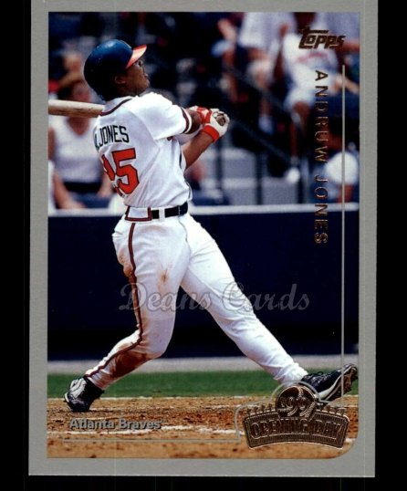 1999 Topps Opening Day #104  Andruw Jones
