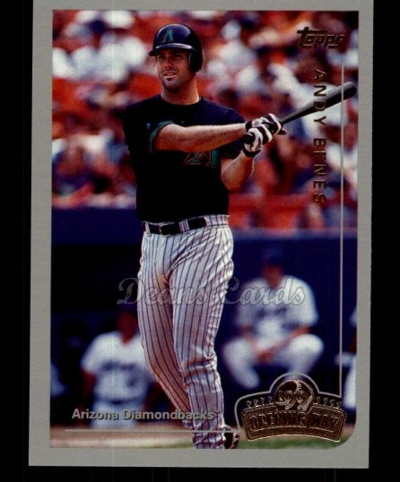 1999 Topps Opening Day #117  Andy Benes
