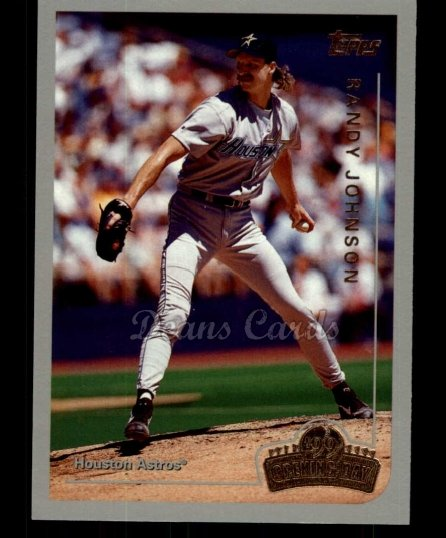 1999 Topps Opening Day #120  Randy Johnson