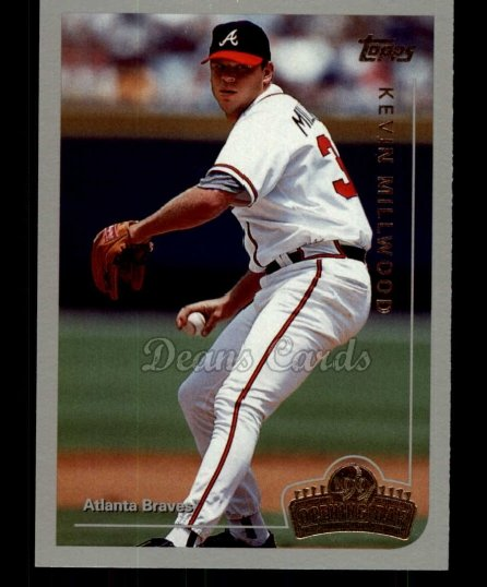 1999 Topps Opening Day #124  Kevin Millwood