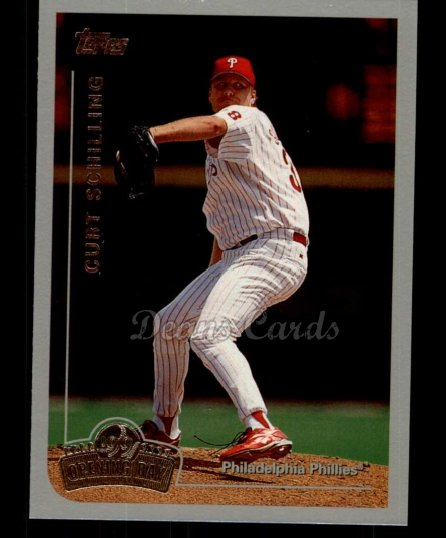 1999 Topps Opening Day #134  Curt Schilling