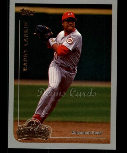 1999 Topps Opening Day #143  Barry Larkin