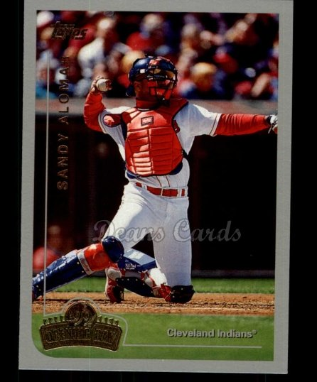 1999 Topps Opening Day #149  Sandy Alomar Jr.