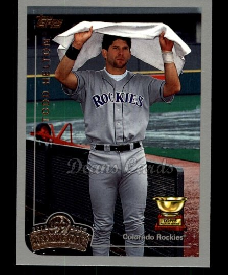 1999 Topps Opening Day #29  Todd Helton