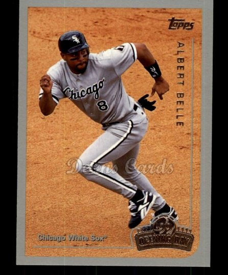 1999 Topps Opening Day #52  Albert Belle