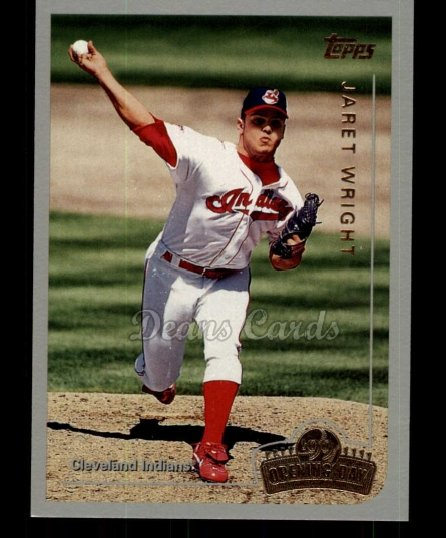 1999 Topps Opening Day #66  Jaret Wright