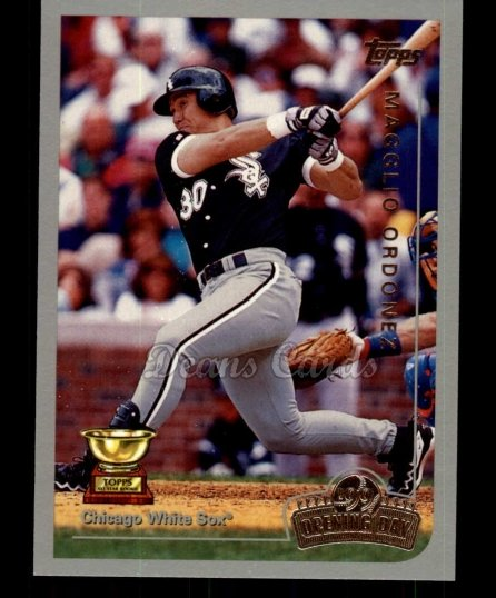 1999 Topps Opening Day #89  Magglio Ordonez