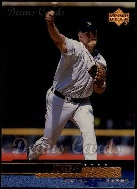 2000 Upper Deck #116  Todd Jones