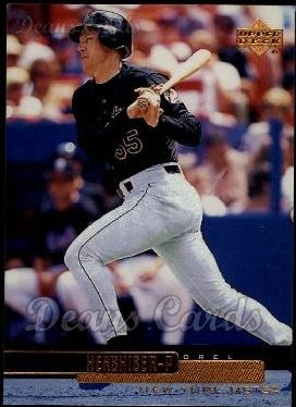 2000 Upper Deck #169  Edgardo Alfonzo