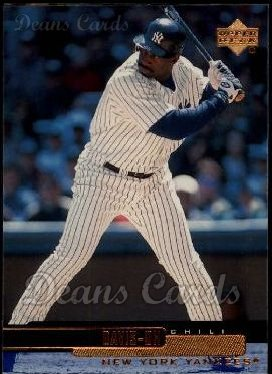 2000 Upper Deck #180  Bernie Williams