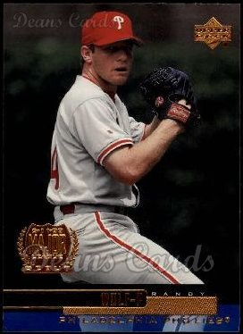 2000 Upper Deck #198  Randy Wolf