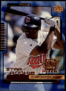 2000 Upper Deck #20  Jacque Jones