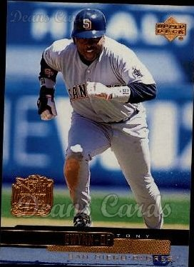 2000 Upper Deck #216  Tony Gwynn