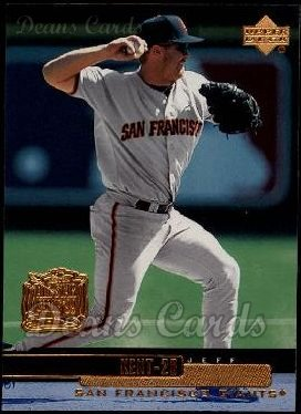 2000 Upper Deck #228  Jeff Kent