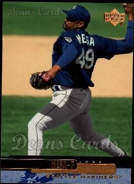 2000 Upper Deck #238  Jose Mesa