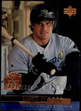 2000 Upper Deck #242  Jose Canseco