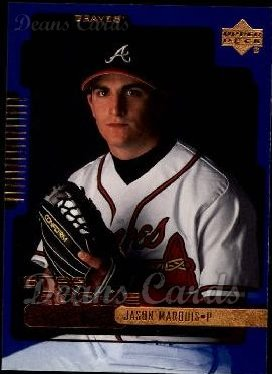 2000 Upper Deck #275  Jason Marquis