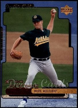 2000 Upper Deck #280  Mark Mulder