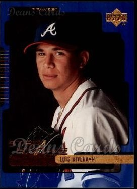 2000 Upper Deck #294  Luis Rivera