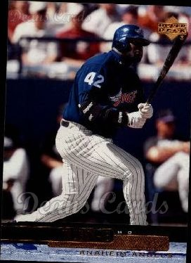 2000 Upper Deck #298  Mo Vaughn
