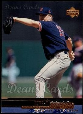 2000 Upper Deck #338  Brian Rose