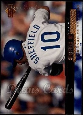 2000 Upper Deck #409  Gary Sheffield