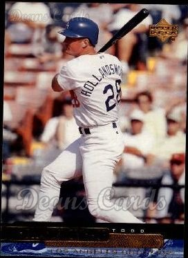 2000 Upper Deck #410  Todd Hollandsworth