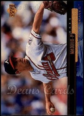 2000 Upper Deck #44  Greg Maddux