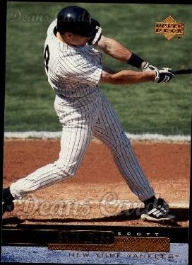 2000 Upper Deck #446  Scott Brosius