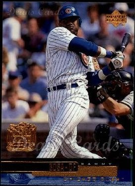 2000 Upper Deck #68  Sammy Sosa