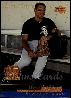 2000 Upper Deck #76  Carlos Lee