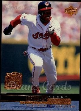 2000 Upper Deck #94  Kenny Lofton
