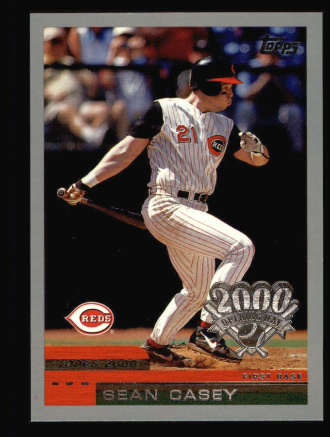 2000 Topps Opening Day #146  Sean Casey
