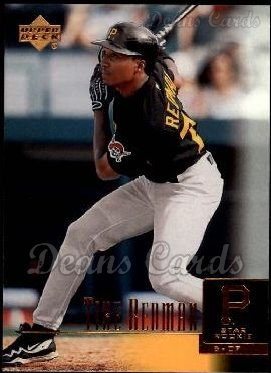 2001 Upper Deck #13  Tike Redman