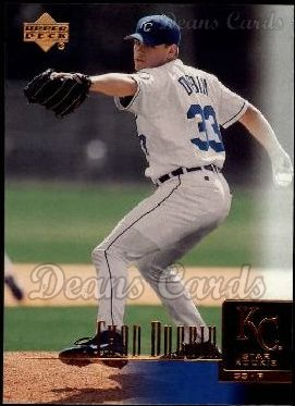 2001 Upper Deck #15  Chad Durbin