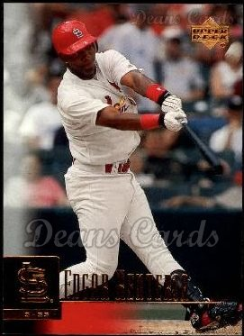 2001 Upper Deck #173  Edgar Renteria