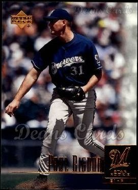 2001 Upper Deck #23  Paul Rigdon