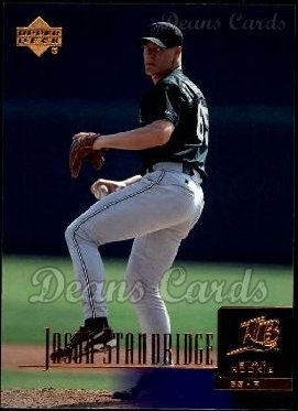 2001 Upper Deck #290  Jason Standridge