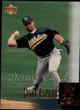 2001 Upper Deck #34  Josue Espada