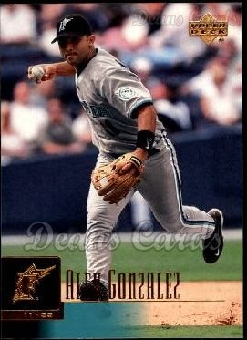2001 Upper Deck #413  Alex Gonzalez