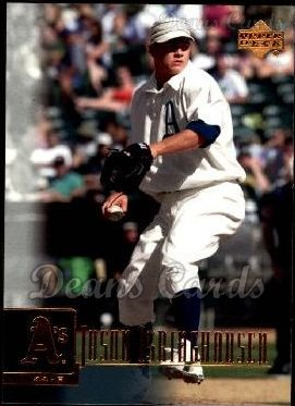 2001 Upper Deck #58  Jason Isringhausen
