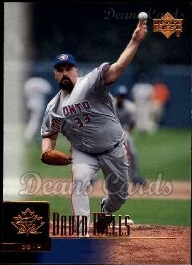 2001 Upper Deck #61  David Wells