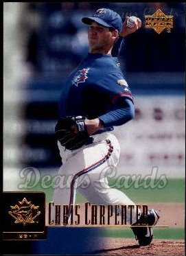 2001 Upper Deck #65  Chris Carpenter