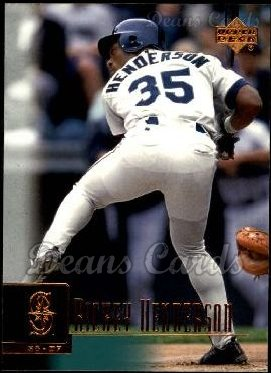 2001 Upper Deck #88  Rickey Henderson