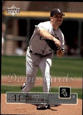 2003 Upper Deck #121  Todd Ritchie
