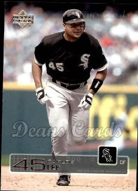 2003 Upper Deck #124  Carlos Lee