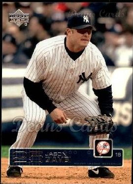 2003 Upper Deck #126  Jason Giambi