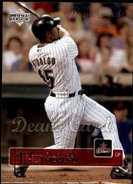 2003 Upper Deck #137  Richard Hidalgo