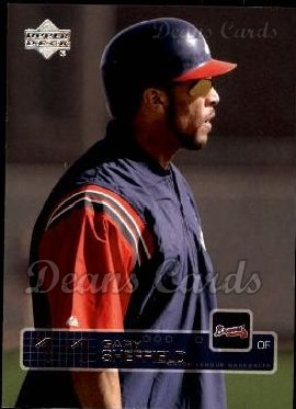 2003 Upper Deck #142  Gary Sheffield