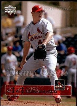 2003 Upper Deck #164  Jason Isringhausen